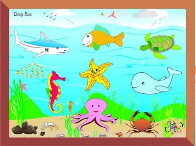 Kinder Creative Aquatic Life