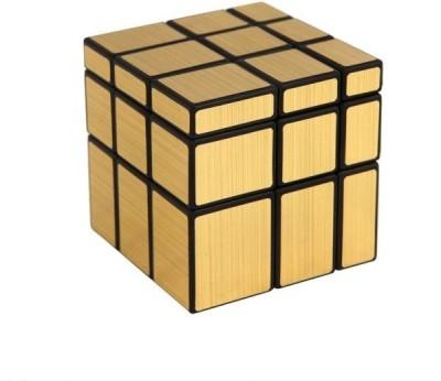 ShopperBay Golden Mirror Cube