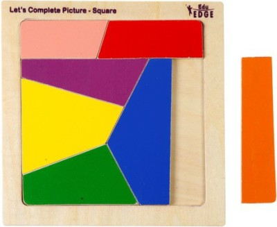 Eduedge Let,S Complete Picture - Square
