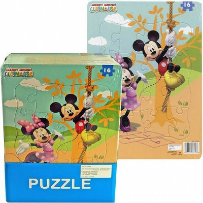 Disney Mickey Mouse Clubhouse 16 Piece Jigsaw Puzzle