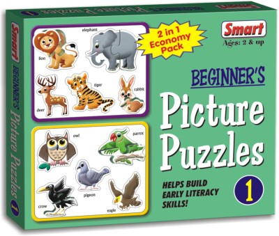 Smart Beginners Picture Puzzles - 1