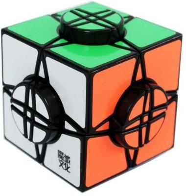 Stylezit MoYu Wheel of Time Magic Cube Puzzle Black ( Time Round)