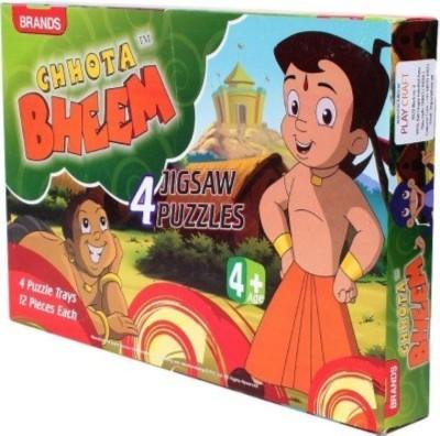 Bharat Chhota Bheem Puzzle