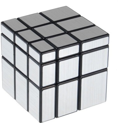 Lovely Collection Magic Cubes Silver
