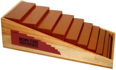 Tomafo Brown Stairs