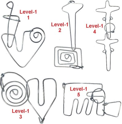 Pakurumo Puzzles Level 1