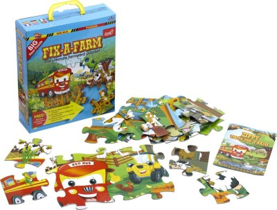 Zephyr Fix - A - Farm (Red Bus)
