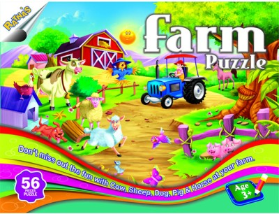 Ratnas Farm Puzzle