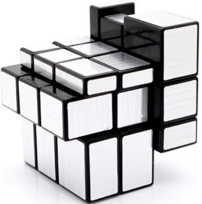a2b Silver Magic Mirror Cube