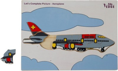 Eduedge Let,S Complete Picture - Aeroplane
