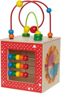 Hape Wooden Discovery Box