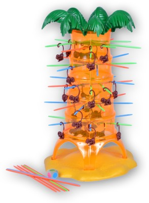 First Toy Tumbling Monkeys Indoor Game