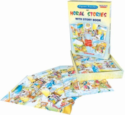 RZ World Moral Stories With Stories Book