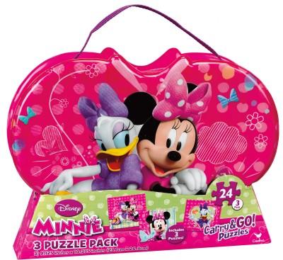 Cardinal Carry & Go Minnie Mouse