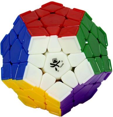 SCMU DaYan Megaminx (Stickerless Ridges)
