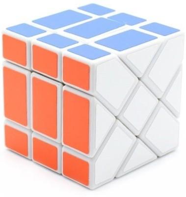 YJ Fisher Cube White Base