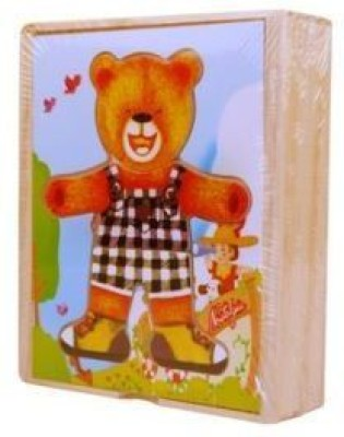 Smartcraft DIY 3D- Change clothes of this bear