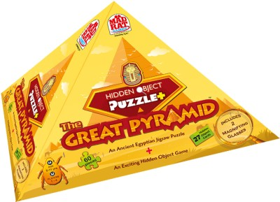MadRat Games The Great Pyramid Puzzle Plus