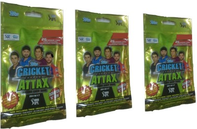 Topps CRICKET ATTAX MULTIPACK (3PACKET)