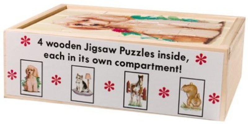 Melissa & Doug Pets in a Box 1 Pieces