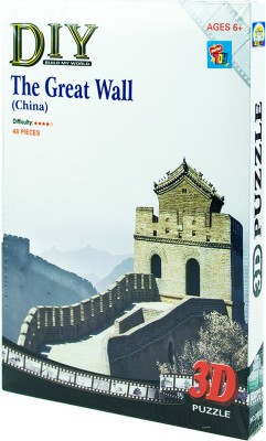 Mera Toy Shop Diy-The Great Wall
