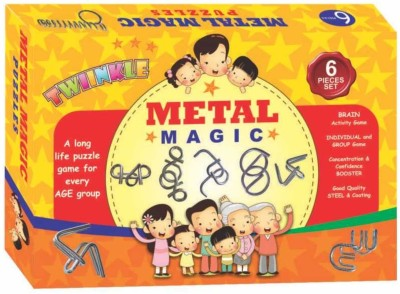 Ratnas Metal Magic 6 Pc