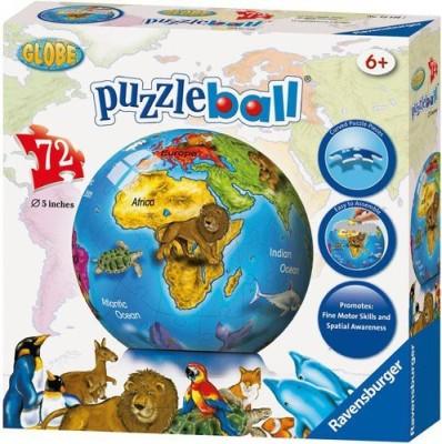 Funskool World Globe Ball