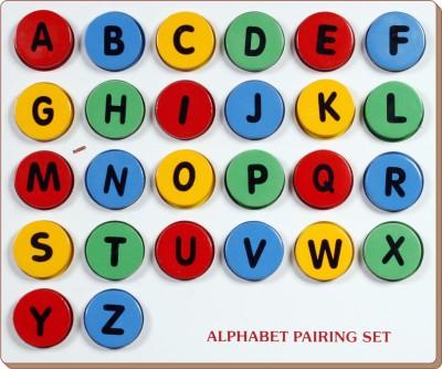 Little Genius Alphabet Pairing Set