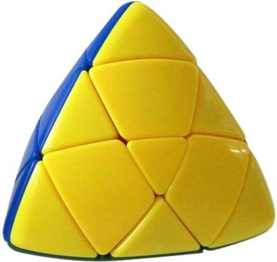 Speoma Triangle Pyramid Printed (Stickerless) Magic Cube