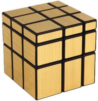 Vaniha Mirror Cube Golden