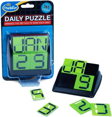 Thinkfun Daily puzzle