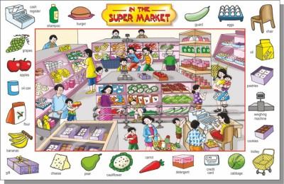 Creative's Picture Talk in the Super Market