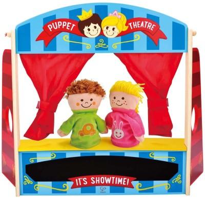 Hape Early Explorer - Puppet Playhouse Playhouse