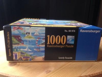 Ravensburger Puzzle Lovely Seaside No