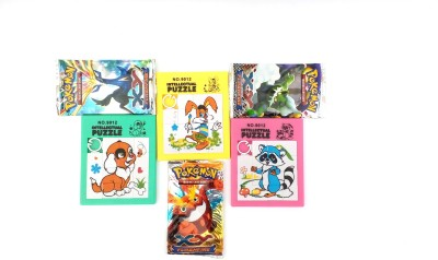 asa products junior puzzles game and trading card