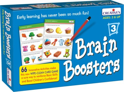 Creative's Brain Boosters 3