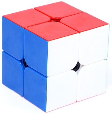 Taxton T-2 Rubik's Cube Puzzle Stickerless