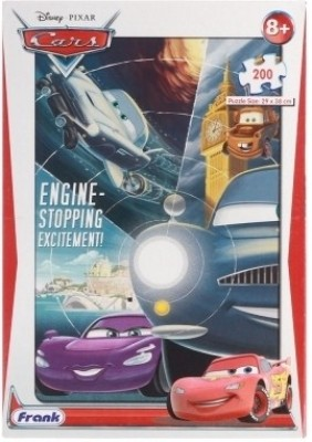 Disney Cars 2 Puzzle