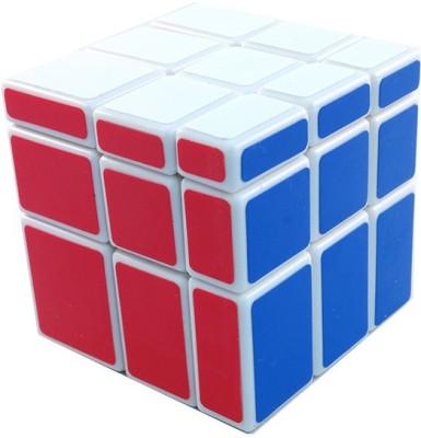 ShopperBay Mirror Cube 6-Color In White