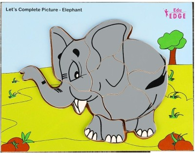 Eduedge Let,S Complete Picture - Elephant