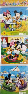 Lotus Mickey Mouse Puzzle