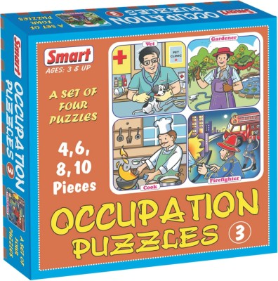 Smart Occupation Puzzles - 3