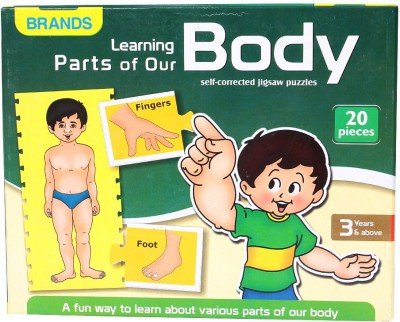 Brands Learning Body Part