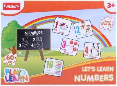 Funskool Numbers Puzzles for Kids