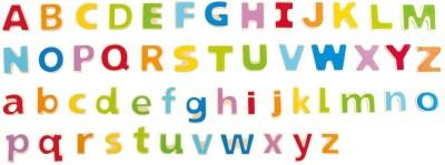 Hape Abc Magnetic Letters, Multi Color