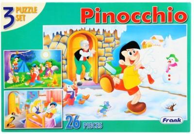 Frank Puzzle Pinocchio