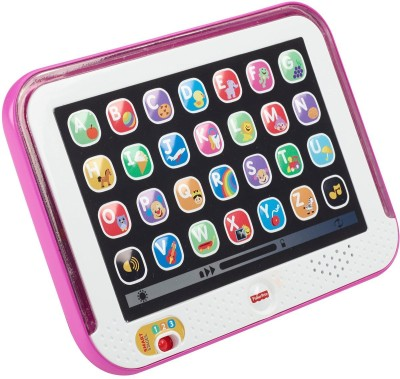 fisher price LAUGH & LEARN SMART STAGES TABLET PINK - CHC61