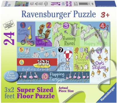 Ravensburger Counting Animals Floor