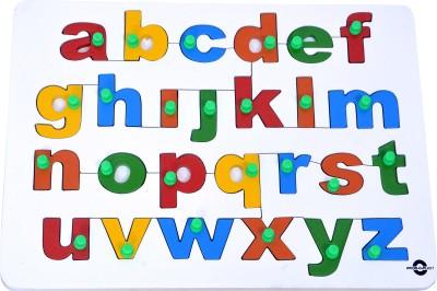 wood o plast Wood O Plast English Alphabets - Lower Case 1