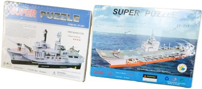 Rahul Toys 3d Puzzles In Different Models